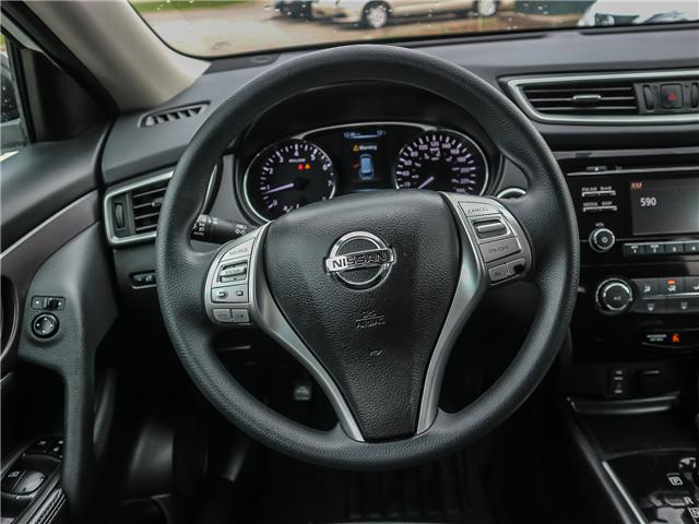 2016 Nissan Rogue  (Stk: SE1101) in Toronto - Image 12 of 26