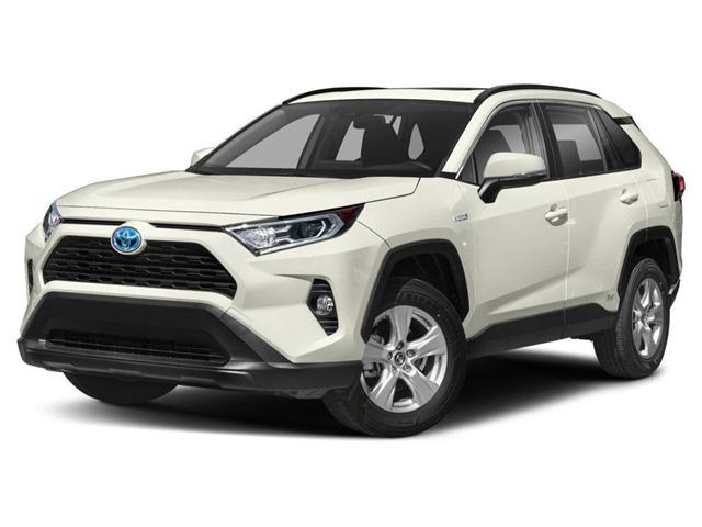 2019 Toyota RAV4 Hybrid XLE (Stk: 2901096) in Calgary - Image 1 of 9