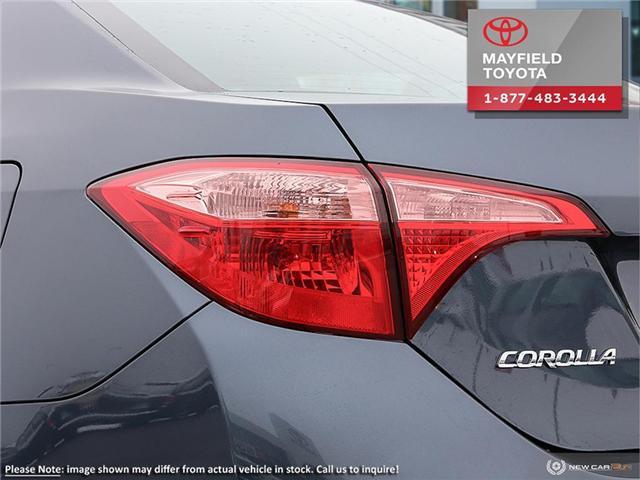 2017 Toyota Corolla SE (Stk: 170569) in Edmonton - Image 11 of 24
