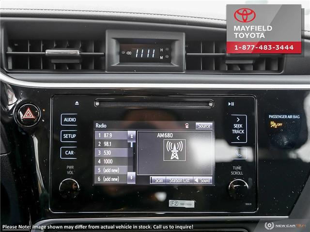 2017 Toyota Corolla SE (Stk: 170569) in Edmonton - Image 19 of 24