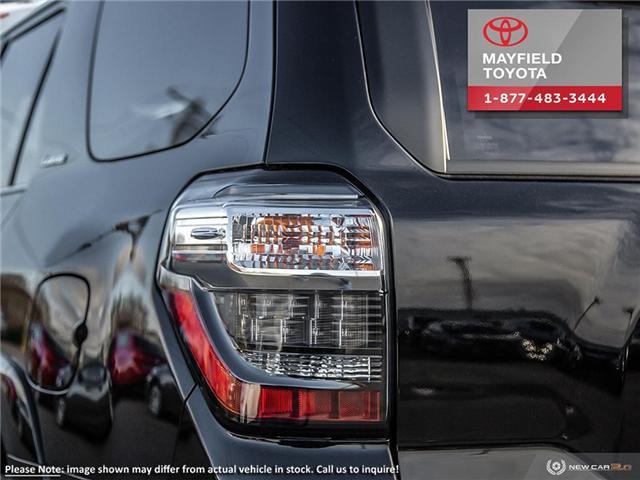 2019 Toyota 4Runner SR5 (Stk: 196957) in Edmonton - Image 11 of 24