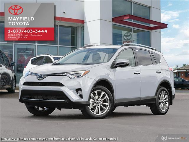2018 Toyota RAV4 Limited (Stk: 1862832) in Edmonton - Image 1 of 23