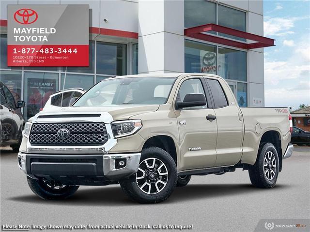 2018 Toyota Tundra SR5 Plus 5.7L V8 (Stk: 1801220) in Edmonton - Image 1 of 24