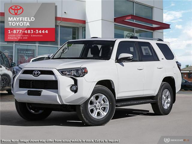 2019 Toyota 4Runner SR5 (Stk: 1901215) in Edmonton - Image 1 of 25