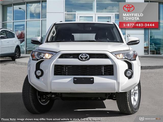 2019 Toyota 4Runner SR5 (Stk: 1901215) in Edmonton - Image 2 of 25