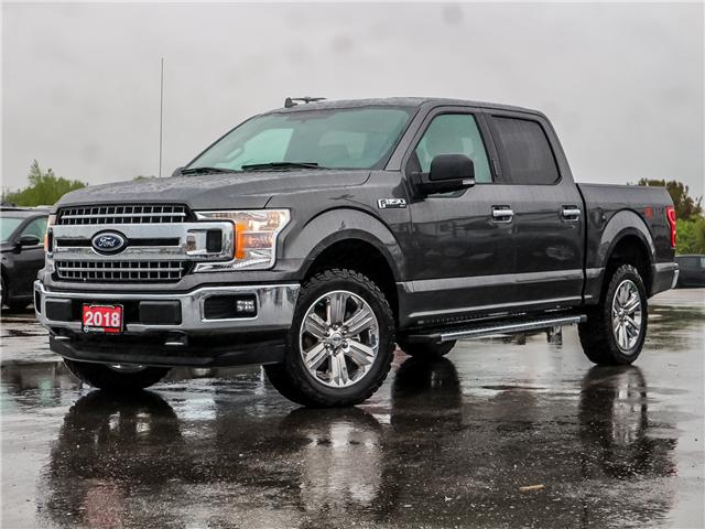 2018 Ford F-150 XLT (Stk: KN307046A) in Cobourg - Image 1 of 30