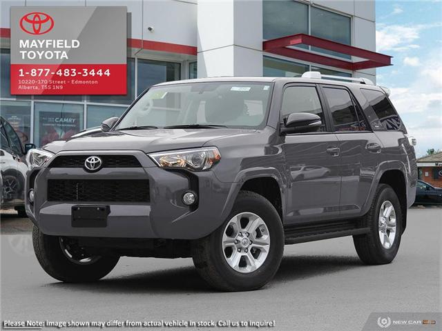 2019 Toyota 4Runner SR5 (Stk: 1901468) in Edmonton - Image 1 of 24