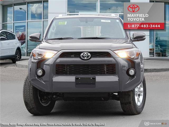 2019 Toyota 4Runner SR5 (Stk: 1901468) in Edmonton - Image 2 of 24