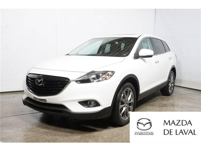 2015 Mazda CX-9 GT (Stk: 47816) in Laval - Image 1 of 27