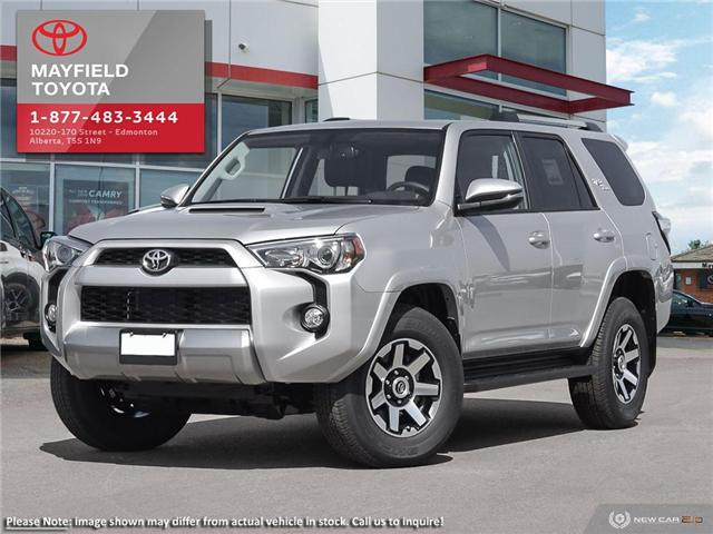 2019 Toyota 4Runner SR5 (Stk: 196713) in Edmonton - Image 1 of 24