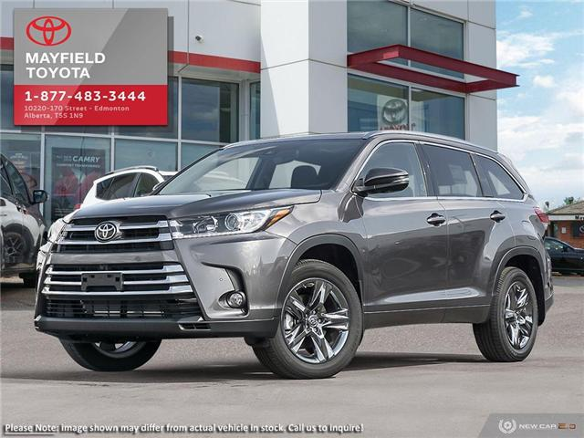 2019 Toyota Highlander Limited (Stk: 190505) in Edmonton - Image 1 of 24