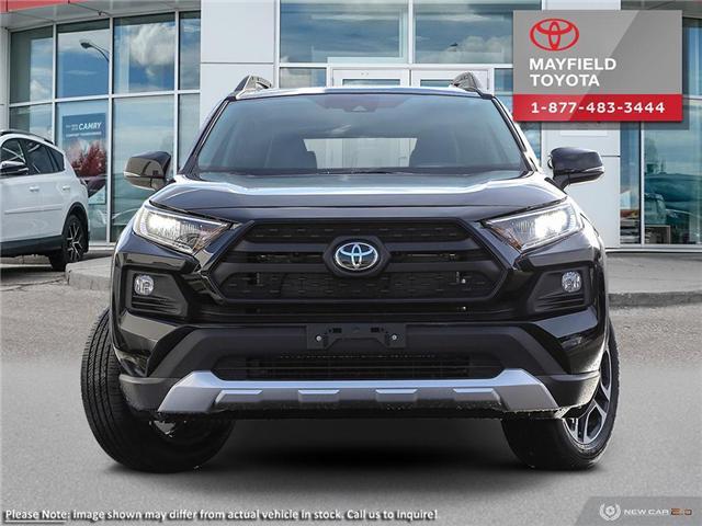 2019 Toyota RAV4 Trail (Stk: 1901039) in Edmonton - Image 2 of 24