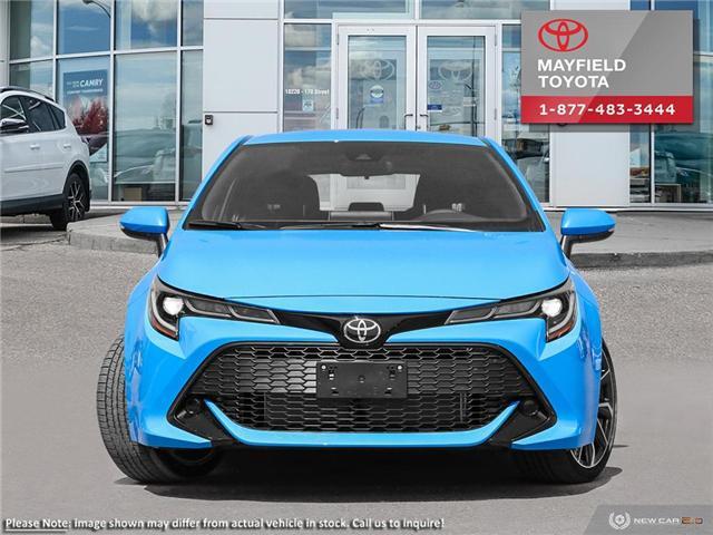 2019 Toyota Corolla Hatchback SE Upgrade Package (Stk: 190779) in Edmonton - Image 2 of 24