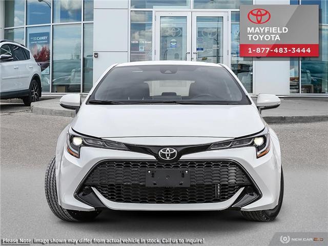 2019 Toyota Corolla Hatchback SE Upgrade Package (Stk: 1901407) in Edmonton - Image 2 of 24