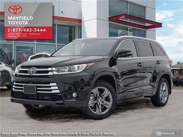 2018 Toyota Highlander Limited (Stk: 1802211) in Edmonton - Image 1 of 24