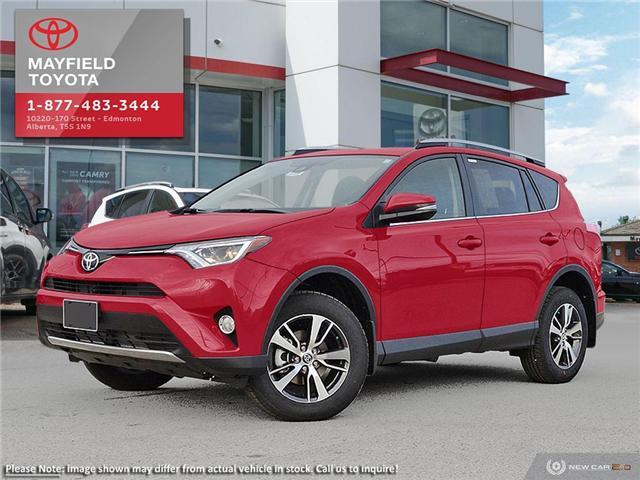 2018 Toyota RAV4 XLE (Stk: 1801403) in Edmonton - Image 1 of 23