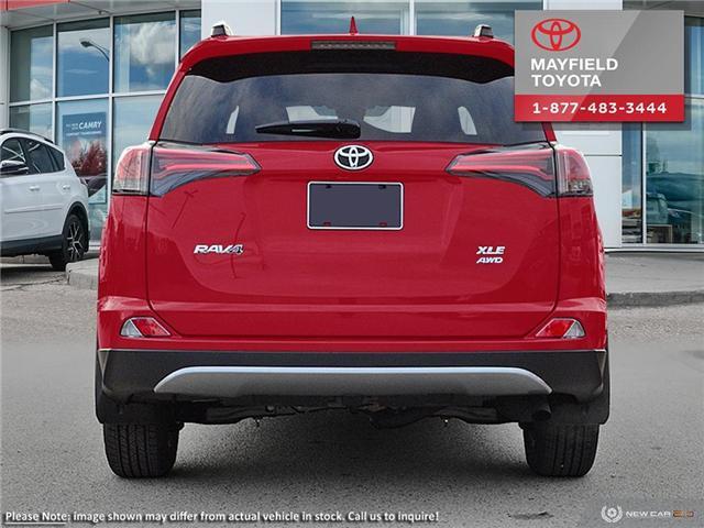 2018 Toyota RAV4 XLE (Stk: 1801403) in Edmonton - Image 5 of 23