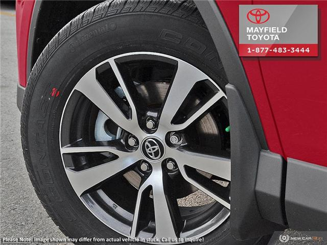2018 Toyota RAV4 XLE (Stk: 1801403) in Edmonton - Image 8 of 23