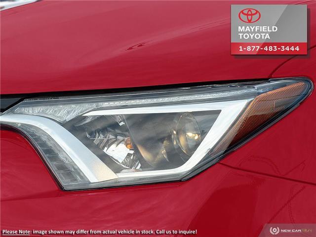 2018 Toyota RAV4 XLE (Stk: 1801403) in Edmonton - Image 10 of 23