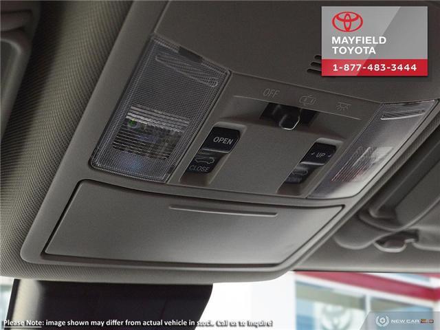 2018 Toyota RAV4 XLE (Stk: 1801403) in Edmonton - Image 20 of 23