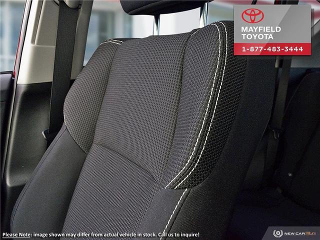 2018 Toyota RAV4 XLE (Stk: 1801403) in Edmonton - Image 21 of 23