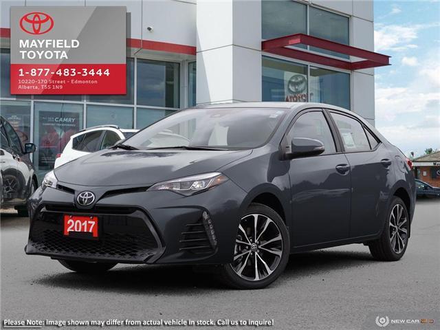 2017 Toyota Corolla SE (Stk: 170573) in Edmonton - Image 1 of 23