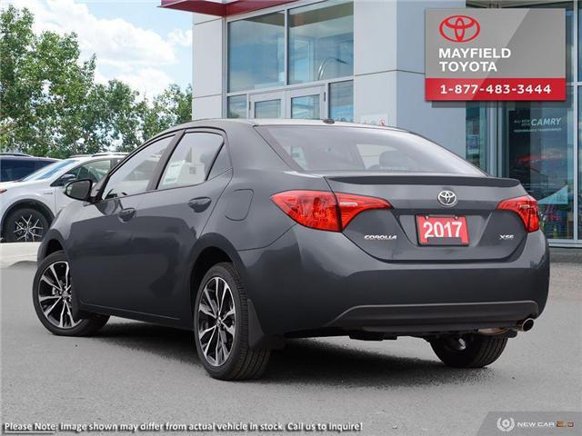 2017 Toyota Corolla SE (Stk: 170573) in Edmonton - Image 4 of 23