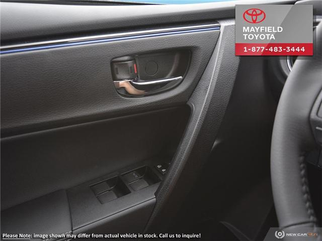 2017 Toyota Corolla SE (Stk: 170573) in Edmonton - Image 17 of 23