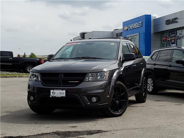 2016 Dodge Journey SXT/Limited (Stk: N13404) in Newmarket - Image 1 of 26