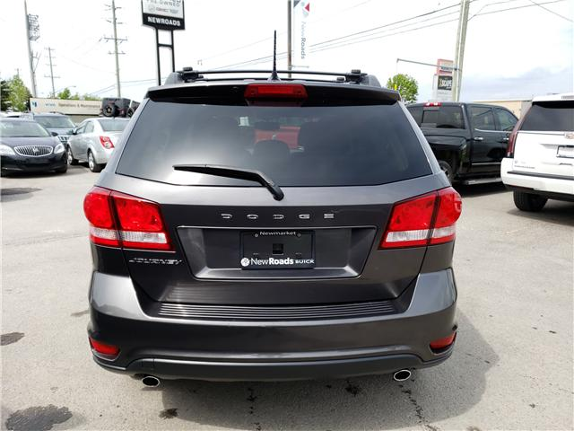 2016 Dodge Journey SXT/Limited (Stk: N13404) in Newmarket - Image 5 of 26