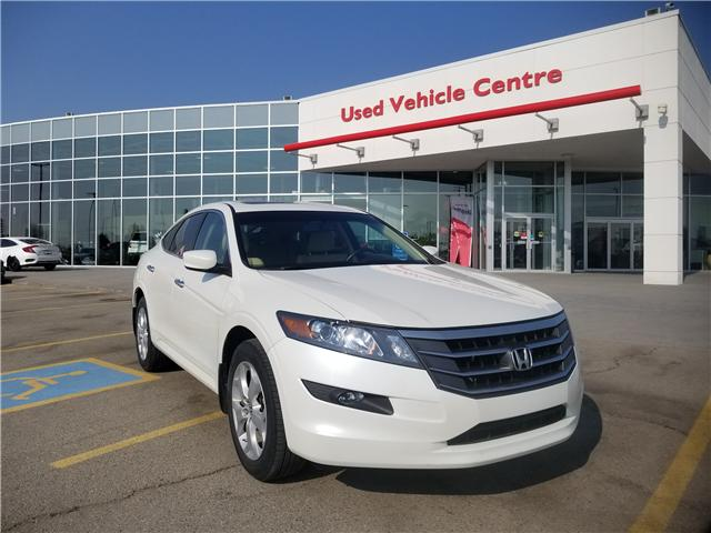 2010 Honda Accord Crosstour EX-L (Stk: U194180V) in Calgary - Image 1 of 26