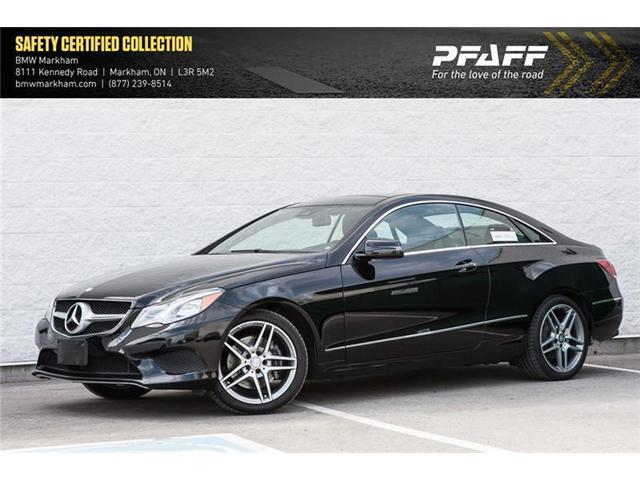 2014 Mercedes-Benz E-Class Base (Stk: 37770A) in Markham - Image 1 of 18