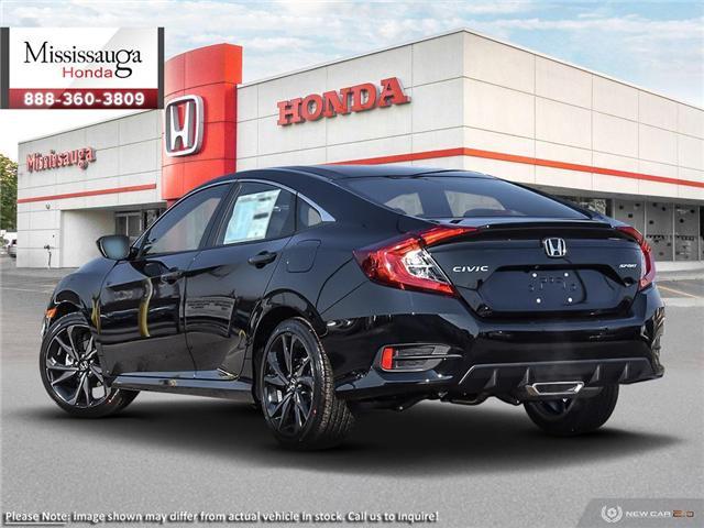2019 Honda Civic Sport (Stk: 326375) in Mississauga - Image 4 of 23