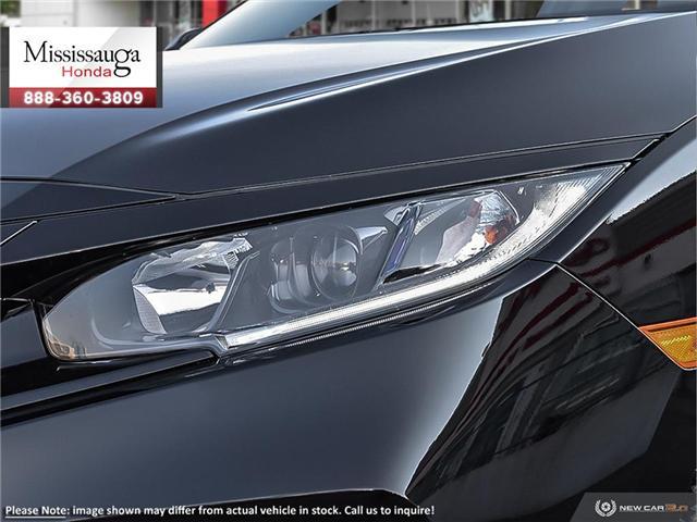 2019 Honda Civic Sport (Stk: 326375) in Mississauga - Image 10 of 23