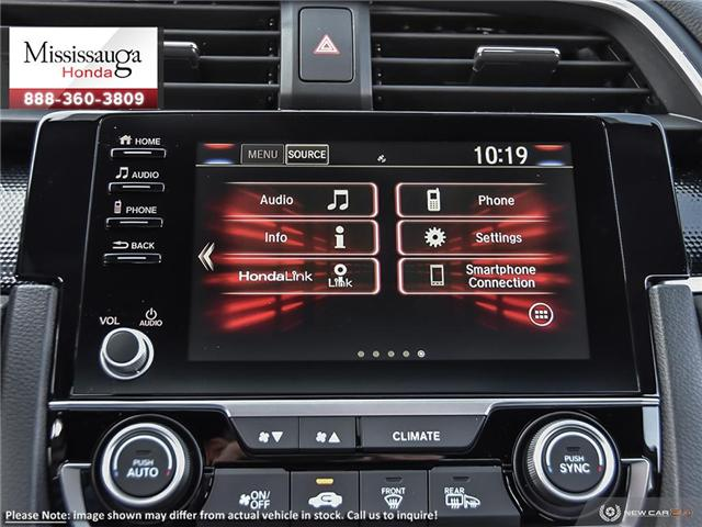 2019 Honda Civic Sport (Stk: 326375) in Mississauga - Image 18 of 23