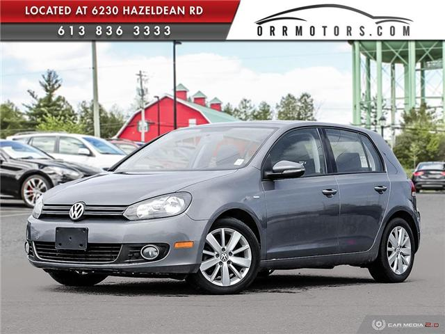 2013 Volkswagen Golf Wolfsburg Edition 2.0 TDI (Stk: 5775) in Stittsville - Image 1 of 27