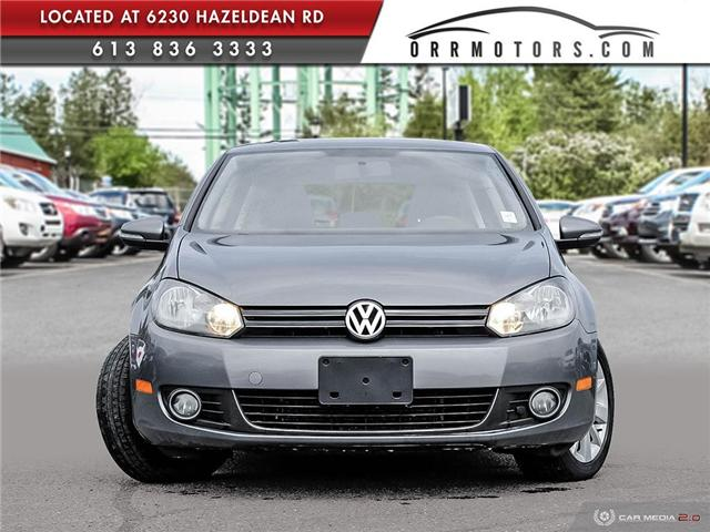 2013 Volkswagen Golf Wolfsburg Edition 2.0 TDI (Stk: 5775) in Stittsville - Image 2 of 27