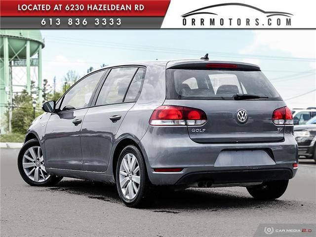 2013 Volkswagen Golf Wolfsburg Edition 2.0 TDI (Stk: 5775) in Stittsville - Image 4 of 27