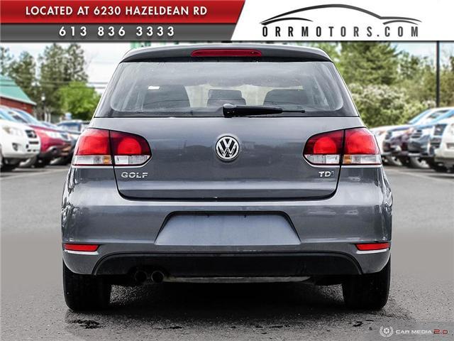 2013 Volkswagen Golf Wolfsburg Edition 2.0 TDI (Stk: 5775) in Stittsville - Image 5 of 27