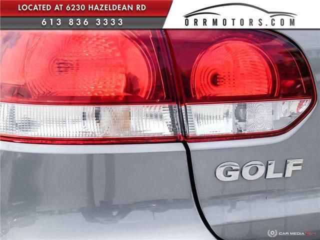 2013 Volkswagen Golf Wolfsburg Edition 2.0 TDI (Stk: 5775) in Stittsville - Image 11 of 27