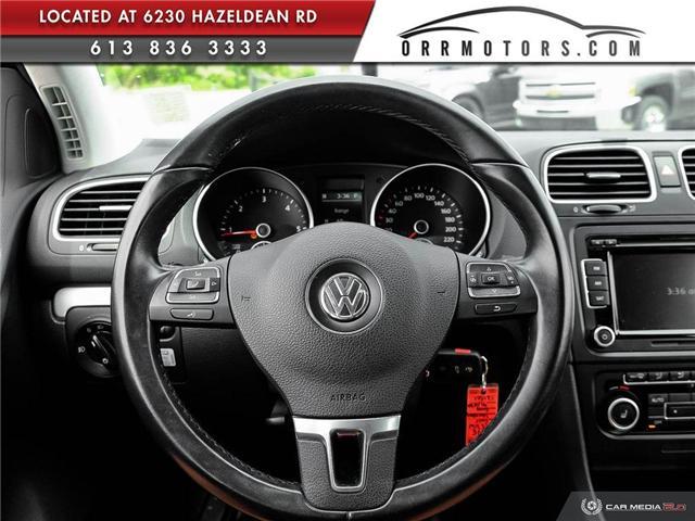 2013 Volkswagen Golf Wolfsburg Edition 2.0 TDI (Stk: 5775) in Stittsville - Image 12 of 27