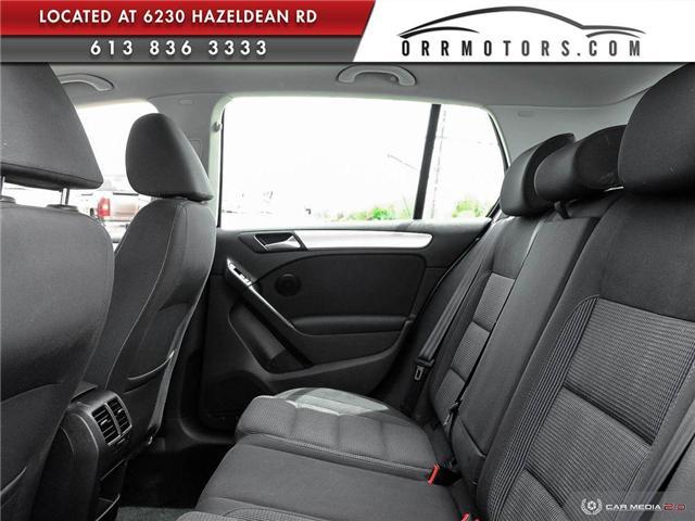 2013 Volkswagen Golf Wolfsburg Edition 2.0 TDI (Stk: 5775) in Stittsville - Image 23 of 27