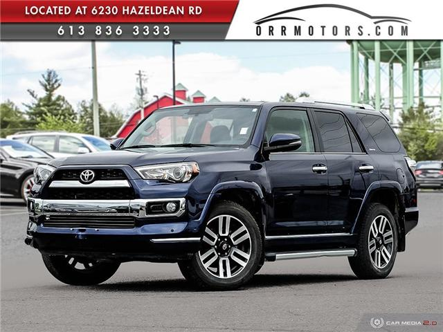 2018 Toyota 4Runner SR5 (Stk: 5769) in Stittsville - Image 1 of 27