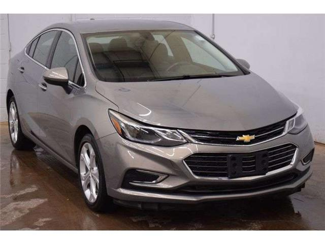 2018 Chevrolet Cruze PREMIER - BACKUP CAM * LEATHER * HEATED SEATS (Stk: B3954) in Cornwall - Image 2 of 30