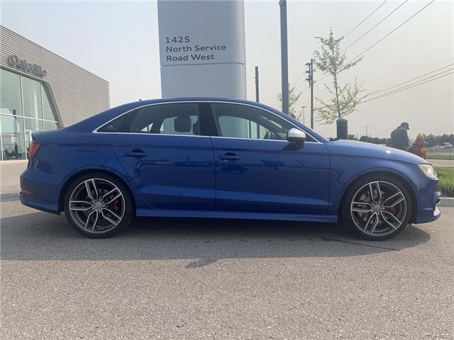 2016 Audi S3 2.0T Progressiv (Stk: B8617) in Oakville - Image 2 of 19