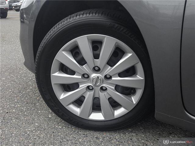 2018 Nissan Sentra 1.8 SV (Stk: G0170) in Abbotsford - Image 6 of 25