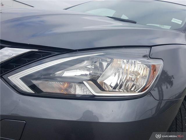2018 Nissan Sentra 1.8 SV (Stk: G0170) in Abbotsford - Image 8 of 25