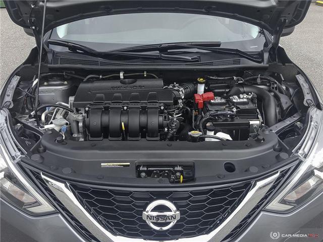 2018 Nissan Sentra 1.8 SV (Stk: G0170) in Abbotsford - Image 10 of 25