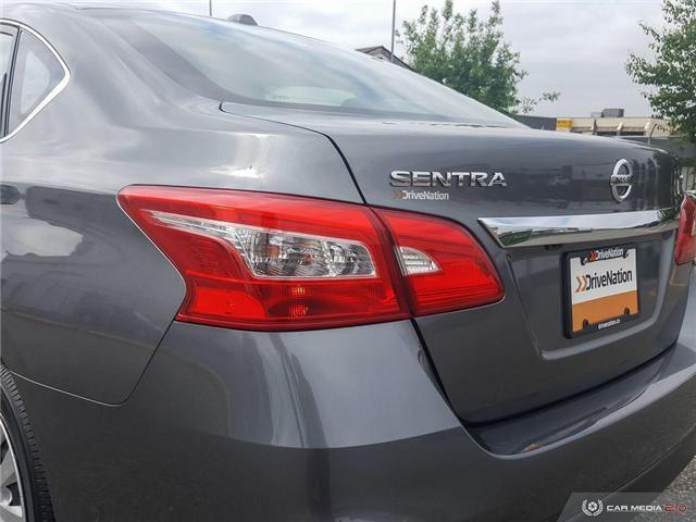 2018 Nissan Sentra 1.8 SV (Stk: G0170) in Abbotsford - Image 11 of 25