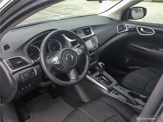 2018 Nissan Sentra 1.8 SV (Stk: G0170) in Abbotsford - Image 13 of 25